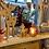 """Thumbnail: """"Rudolf"""" Holz-Rentier"""
