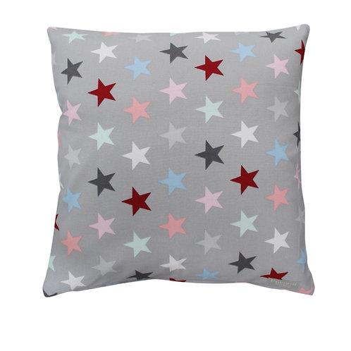 Krasilnikoff - Kissen multi grey  star