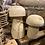 Thumbnail: Holzpilz groß Naturprodukt