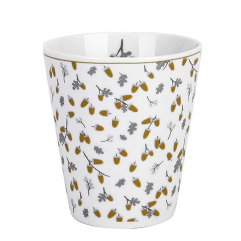 !!! Krasilnikoff Becher/Mug Golden Acorns