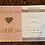 """Thumbnail: E-Geschenkgutschein 35€ """"Lieblingsmensch"""" (Sofortausdruck)"""