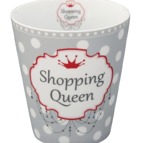 Krasilnikoff - Mug. Shopping Queen