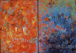 CHOICE DYPTYCH - SOLD