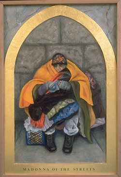 MADONNA OF THE STREETS - SOLD