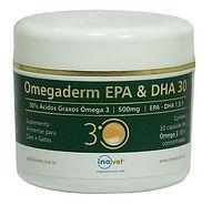 omegader capulas - omega 3 para caes e g