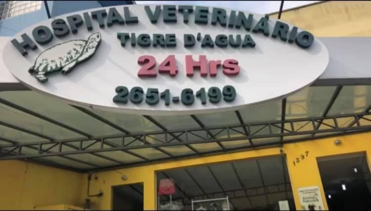 Hospital Veterinário Tigre Dágua