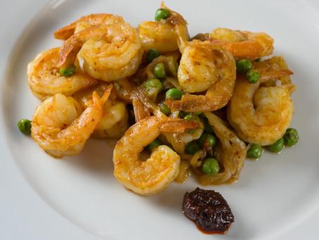 Sambal Nyonya Shrimp
