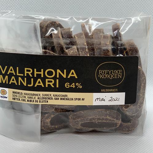 Valrhona Manjari sjokolade 200g