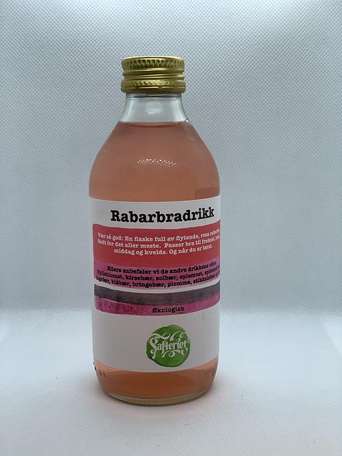 Rabarbradrikk, Safteriet
