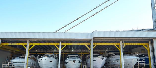 Schaefer Yachts inicia a construção da 7ª unidade do modelo de 66 pés