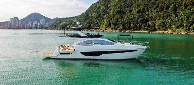 Teste Schaefer 660: navegamos na nova lancha de 66 pés do estaleiro Schaefer Yachts
