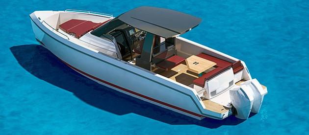 Schaefer Yachts confirma lançamento exclusivo da lancha V33 no São Paulo Boat Show 2020