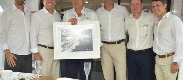 Schaefer Yachts comemora 25 anos de parceria com a Volvo