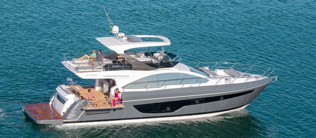 Mercado dos barcos de luxo movimenta a economia de SC