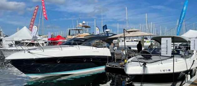 Schaefer Yachts participa do Saint Petersburg Boat Show com duas de suas lanchas