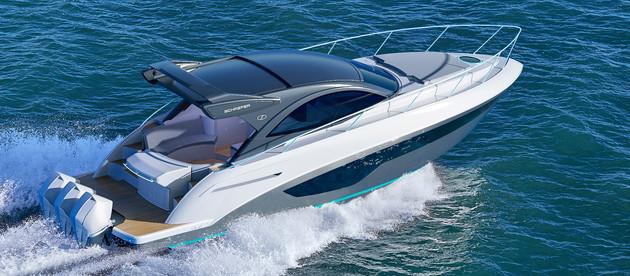 Schaefer Yachts apresenta versão 2020 da Phantom 400 com nova opção de motorização
