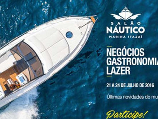 Schaefer Yachts is featured in nautical fair Itajaí