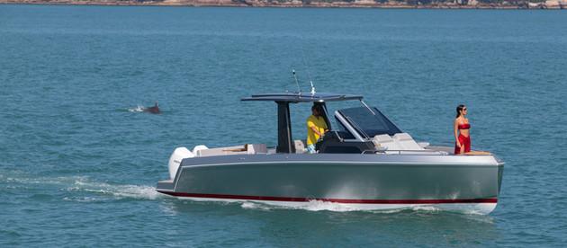 Schaefer Yachts inova e lança 33 pés esportiva no São Paulo Boat Show. Confira