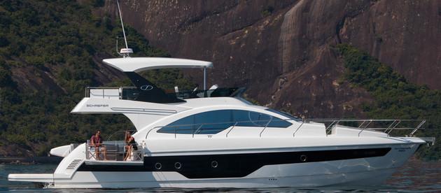 Schaefer Yachts lança novos modelos linha 2019: Schaefer 400 Fly, Schaefer 510 e a Schaefer 580.