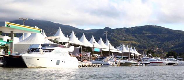 Estaleiros catarinenses se reúnem para evento que marca a abertura oficial da temporada em Florianóp