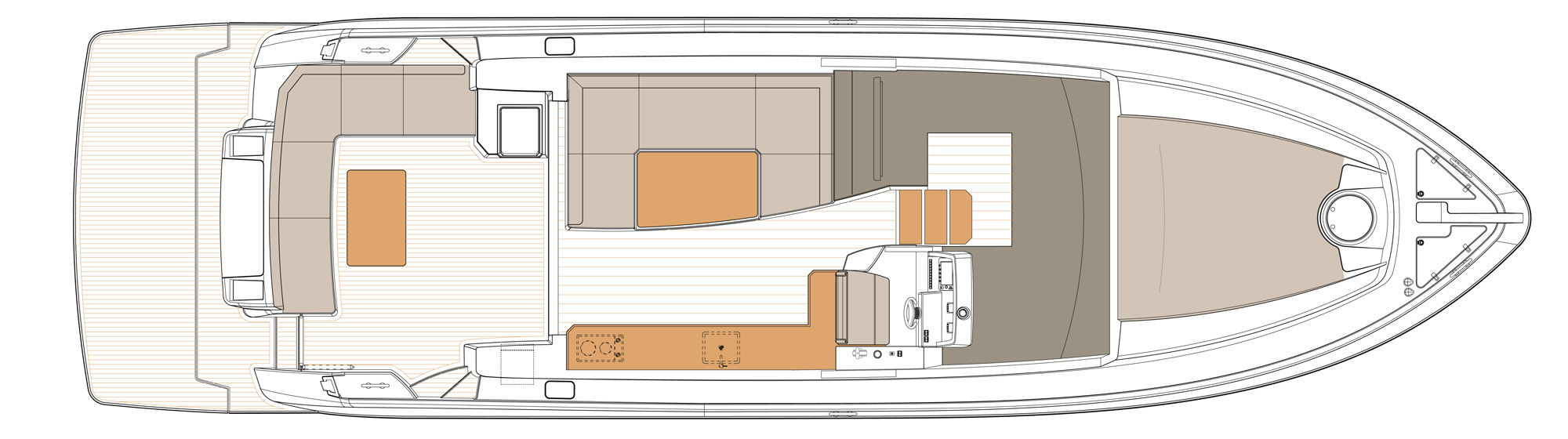 Main Deck - Option 2
