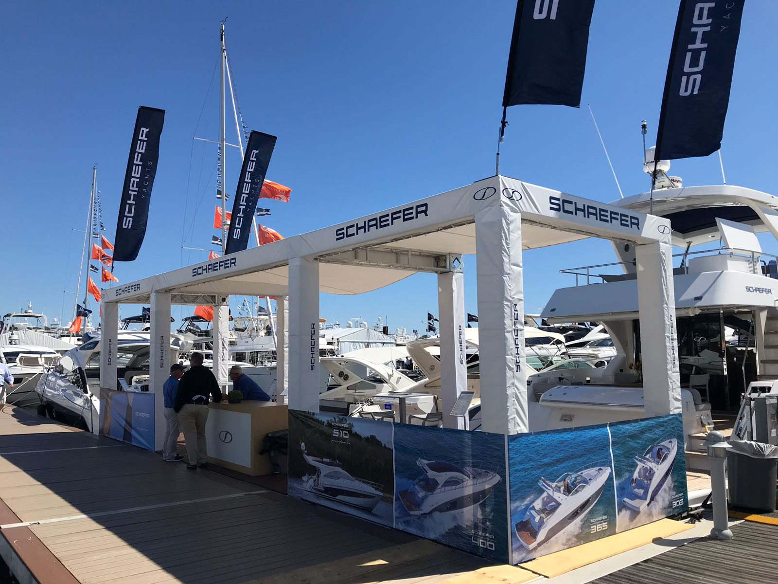 Palm Beach Intl Boat Show 2018