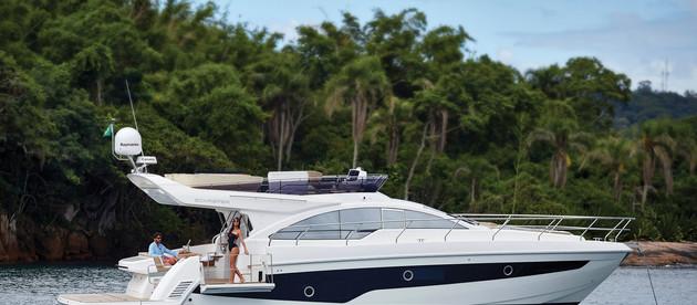 Schaefer Yachts entrega a primeira unidade da Schaefer 510 Pininfarina