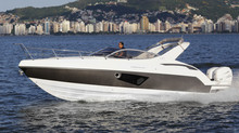 Schaefer Yachts US cruises into their 3rd Ft Lauderdale International Boat Show