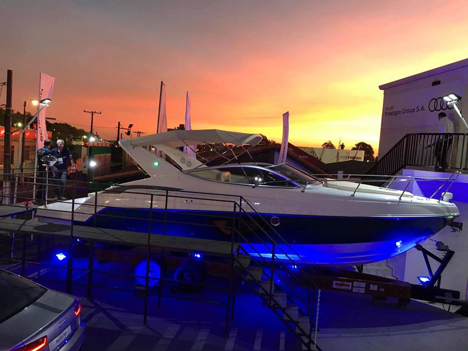 Paraguay Boat Show 2017