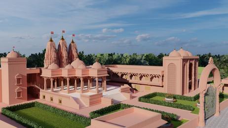 SMVS Temple