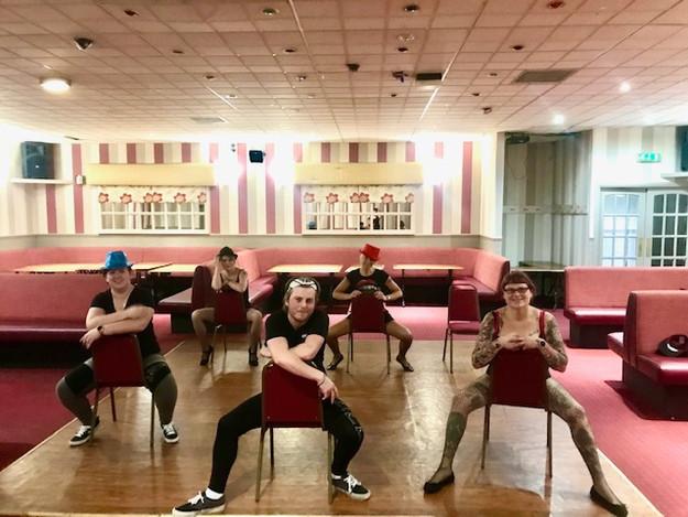 Chair Dance Class