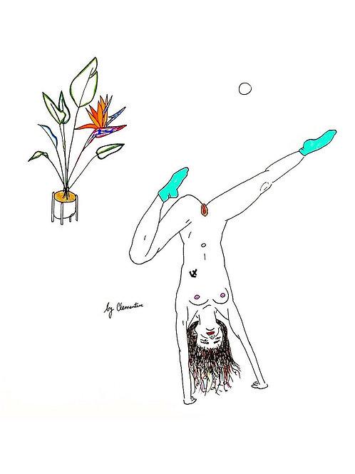 Sagittarius nude