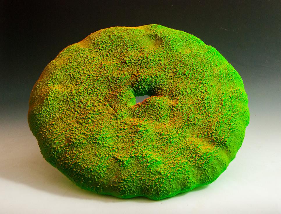 Green & Orange Toroid