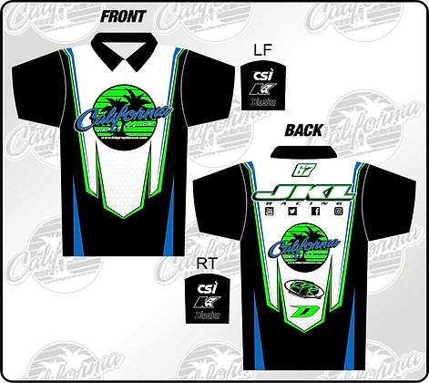 Sublimated Crew Shirts