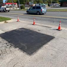 Pothole - After