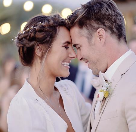 calfornia wedding videographer