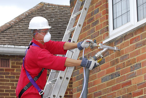 Cavity wall installation claims