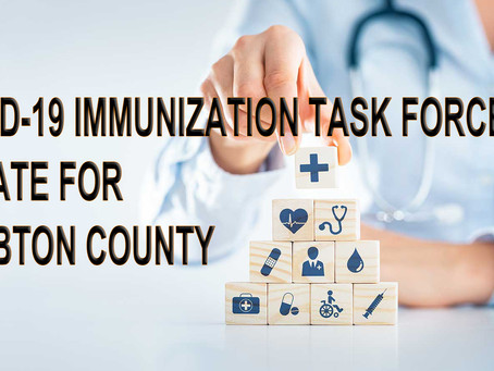 Lambton COVID-19 Immunization Task Force Update