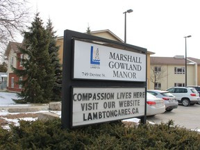Staff Member Tests Positive for COVID-19 Virus at Marshall Gowland Manor