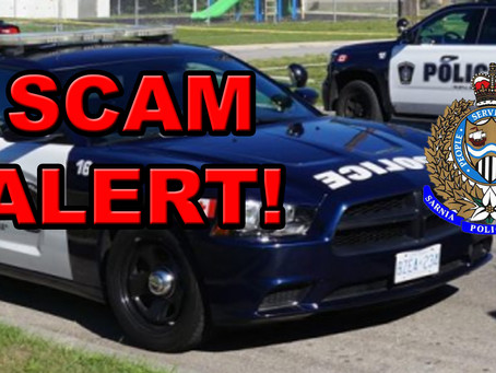 Please Be Vigilant When It Comes to Scammers