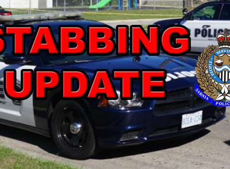 Update to Early Morning Stabbing