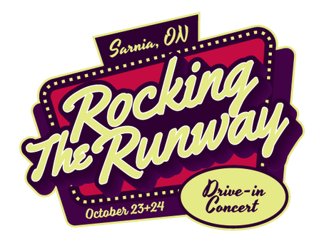 Rocking The Runway Drive-in Concert to Take Place at Chris Hadfield Airport Oct. 23 & 24