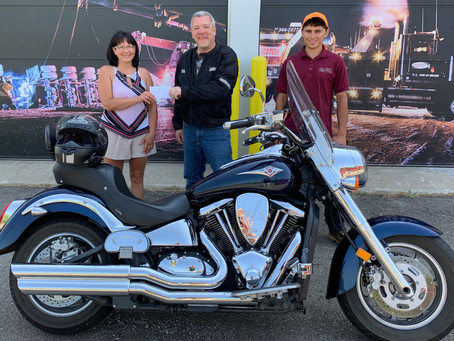 Sarnia's First-Ever Virtual Parade & Canada Day Motorcycle Ride Supports Youth Transitional Housing