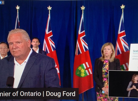 Ontario Expanding Seniors Dental Care Program