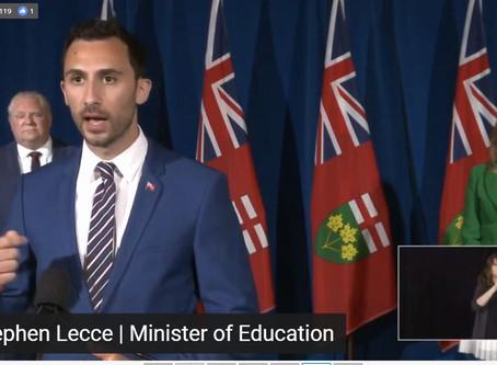 Ontario Helping Parents Return to Work
