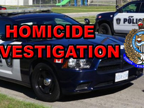 Sarnia Police Service Investigates Second Homicide of the Year