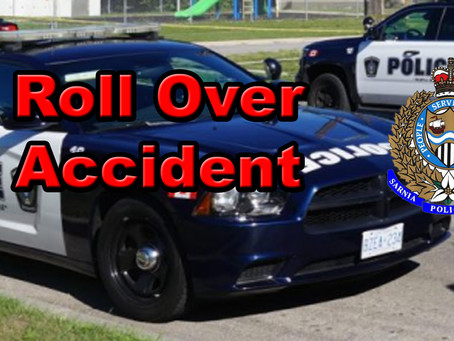 Roll Over Accident