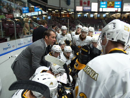 Sting Co-owner David Legwand To Assume Role As President Of Hockey Operations