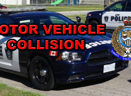 Update: Motor Vehicle Collision at Lakeshore and Christina Street