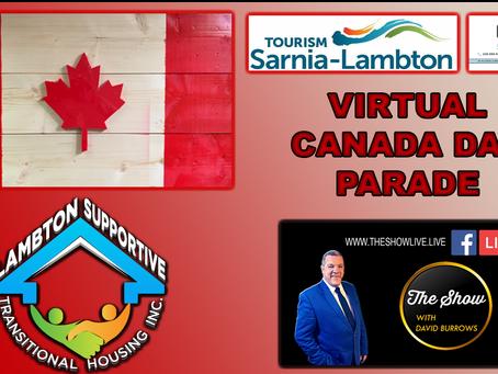 Sarnia to See First Ever 'Virtual Canada Day Parade'